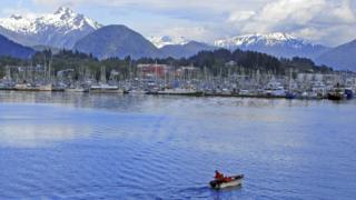 Sitka in Alaska