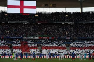 Fransa İngiltere maçı