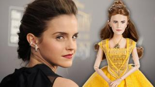 Emma Watson and the Disney doll