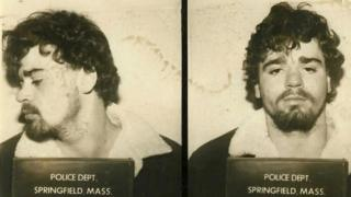 George Perrot in police photo from 1987
