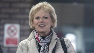 Former minister Anna Soubry has told a court she was interviewed under caution for fiddling expenses