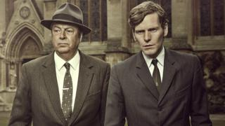 Roger Allam and Shaun Evans