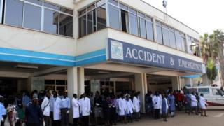 The Kenyatta National Hospital