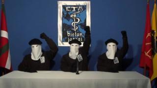 2011 yılında örgütün üç üyesi bir basın açıklamasında