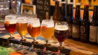 bira bardakları
