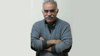 Abdullah Öcalan İmralı Cezaevi'nde