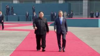 Bắc Hàn, Trung Quốc, Nam Hàn