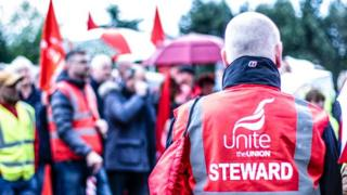 Cummins workers balloted on strike action over plant closure