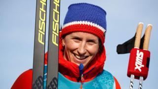 Маріт Бйорген стала найтитулованішою спортсменкою зимових Олімпійських ігр