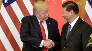 Ông Trump dự kiến sẽ gặp Chủ tịch Trung Quốc Tập Cận Bình vào tháng 11 bên lề hội nghị G20