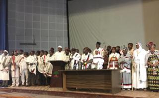 Marii araaraa Kibxata darbe giddu gala aadaa Oromoo Finfinneetti taasifame, Amajjii 22 2018