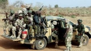 Sojojin Najeriya sun gargadi mutane kan 'yan Boko Haram