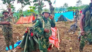 Ingabo za DR Congo, FARDC