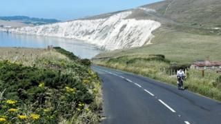 Military Road, Isle of Wight