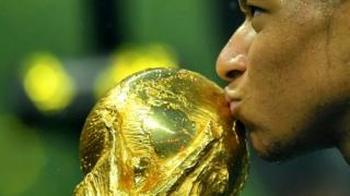 फ़्रांस ने जीता विश्वकप