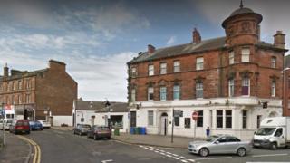 Smith Street in Ayr