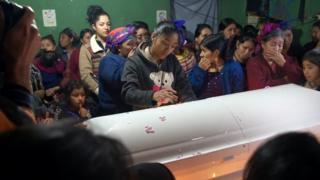 Funeral de Felipe Gómez-Alonzo