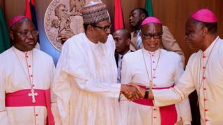 Kaigama, Buhari, Adewale Martins