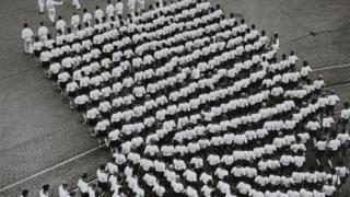 "Александр Родченко. ""Спортобщество ""Динамо"", 1935 г."
