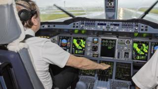 Cockpit crew