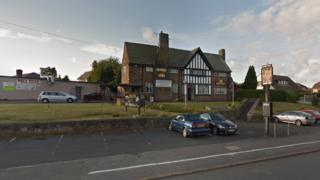 Hand Inn, Holt Road, Wrexham