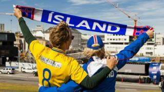 Fanáticos de Islandia