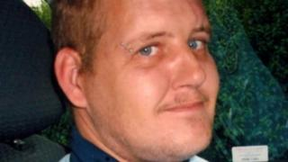 Mark Gourley, from the Castlemara estate, was reported missing in March 2009.
