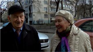 щастя у Києві