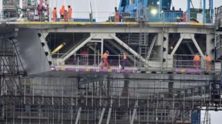 القطاع الصناعي البريطاني