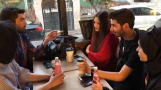 Konya'da gençler