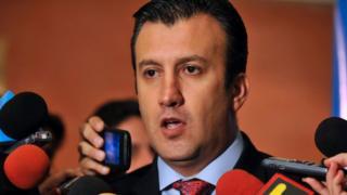 طارق الایسامی قبلا وزیر کشور و دادگستری ونزوئلا بوده است