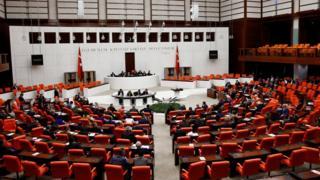 Anayasa değişiklik teklifi TBMM'de görüşülüyor
