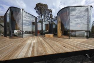 Комплекс готелів Freycinet Lodge Coastal Pavilions