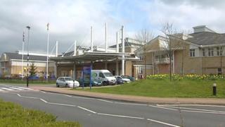 Royal Glamorgan Hospital, Talbot Green, Rhondda Cynon Taff