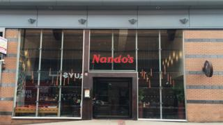 Nando's Birmingham