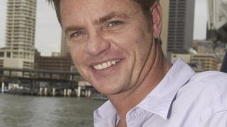 Actor Martin Lynes