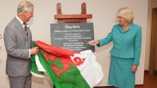 Tywysog Cymru a Duges Cernyw