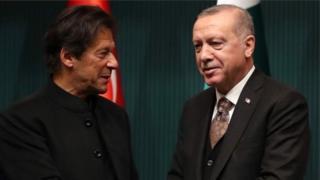तुर्की पाकिस्तान