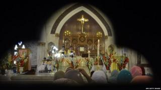 ਪਾਕਿਸਤਾਨ ਵਿੱਚ ਈਸਾਈ ਭਾਈਚਾਰਾ