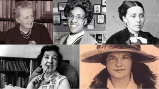 Hidden heroines: Elizabeth Andrews, Betty Campbell, Cranogwen, Lady Rhondda and Elaine Morgan