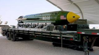ระเบิด MOAB