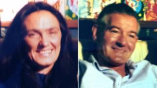 Natalia and Gerald Doherty