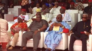 Ufọdụ ndị ọnụ na-eru n'okwu n'ala Igbo