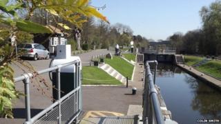 Bray Lock