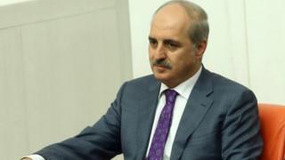 түркиялык вице-премьер Нуман Куртулмуш
