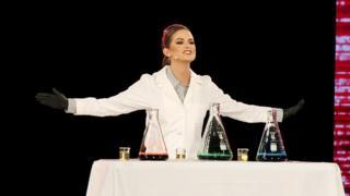 Camille Schrier, Miss America winner 2020
