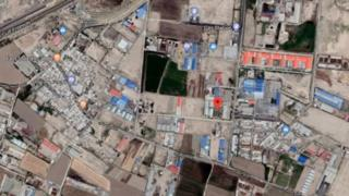 آقای نتانیاهو گفته است ایران یک انبار مواد و تجهیزات اتمی در تورقوزآباد دارد