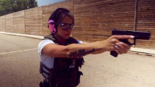 Орин-Джули: ветеран израильской армии, модель, блогер