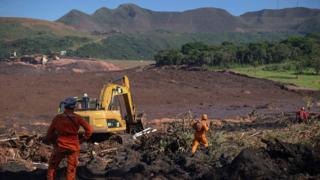 انتشار جزئیات تازه از سانحه شکستن سد در برزیل