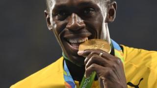 Usain Bolt avuga ko abitera imiti baruhira gufatwa mu nyuma